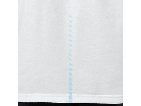 ASICS TOKYO SHORT SLEEVE TOP BRILLIANT WHITE