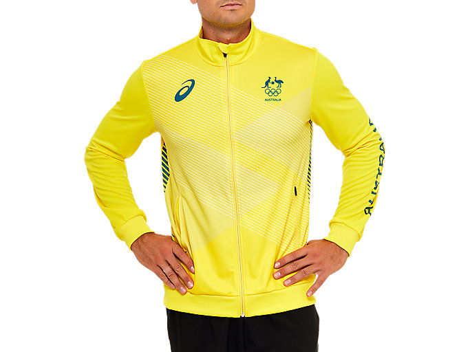 Alternative image view of REPLICA PODIUM JACKET,  04 Au Yellow