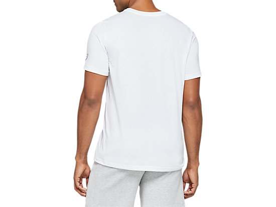 SMSB GRAPHIC TEE II BRILLIANT WHITE