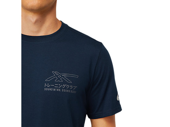 SMSB GRAPHIC TEE II FRENCH BLUE