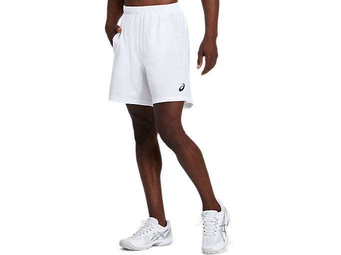 Alternative image view of PERFORMANCE SHORT, Brilliant White