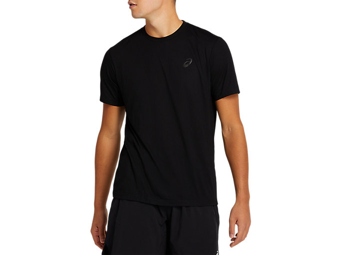 Alternative image view of SPORT TRAIN TOP - 2 PACK, PERFORMANCE BLACK/DARK GREY HEATHER