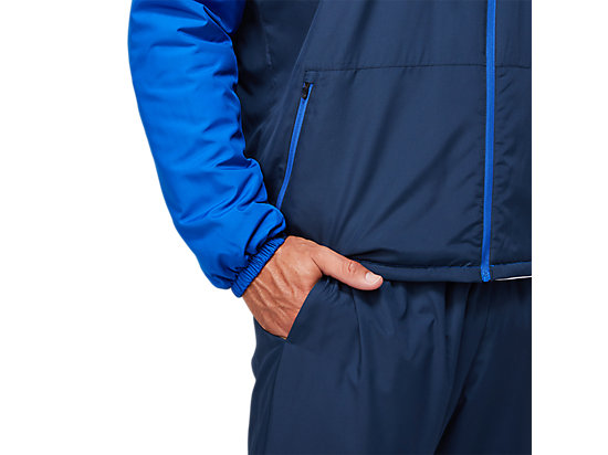 PADDED MATCH SUIT M FRENCH BLUE/ASICS BLUE