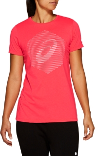 ESSENTIAL COTTONBLEND GPX SS TOP