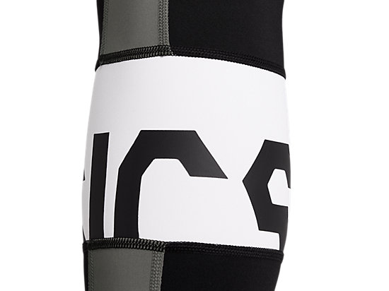 COLOR BLOCK CROPPED TIGHT 2 PERFORMANCE BLACK 2