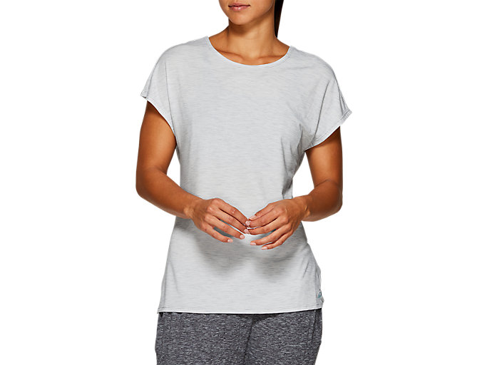 Women's W SS T | MID GREY HEATHER | Camisetas de manga corta ...