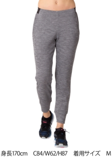 BRUSHED FLEECE PANT