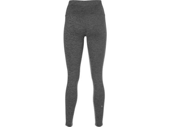 HIGH WAIST TIGHT 2 MID GREY HEATHER/ DARK GREY HEATHER
