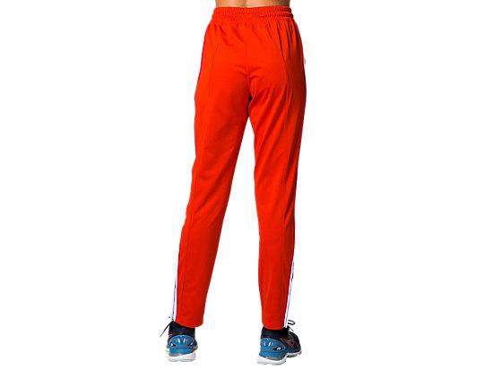 運動復古針織長褲 CLASSIC RED/BRILLIANT WHITE
