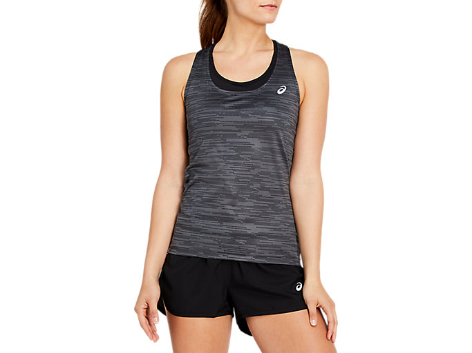 Alternative image view of FITTED GPX TANK, Dark Grey/Performance Black