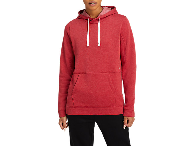 Alternative image view of W PULLOVER HOODIE