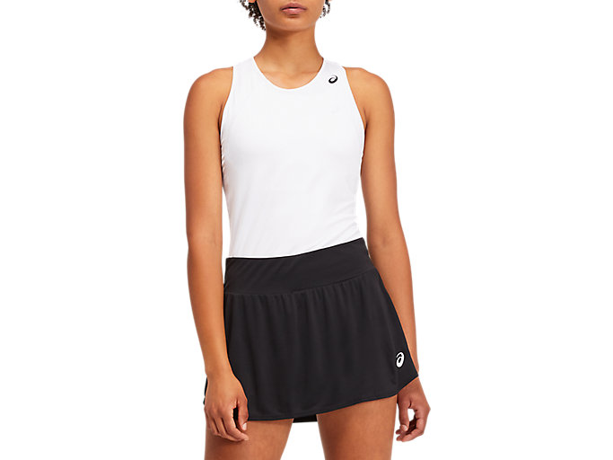 Alternative image view of TENNIS SKORT, PERFORMANCE BLACK