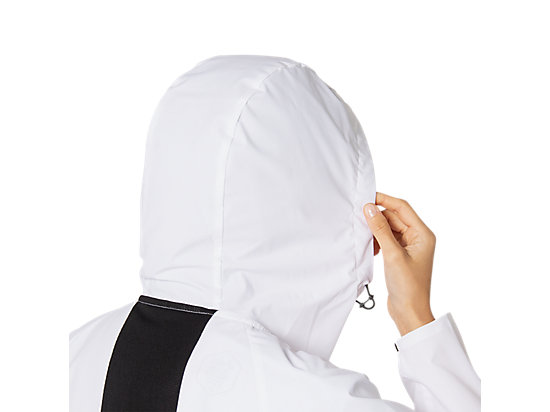 運動外套 BRILLIANT WHITE