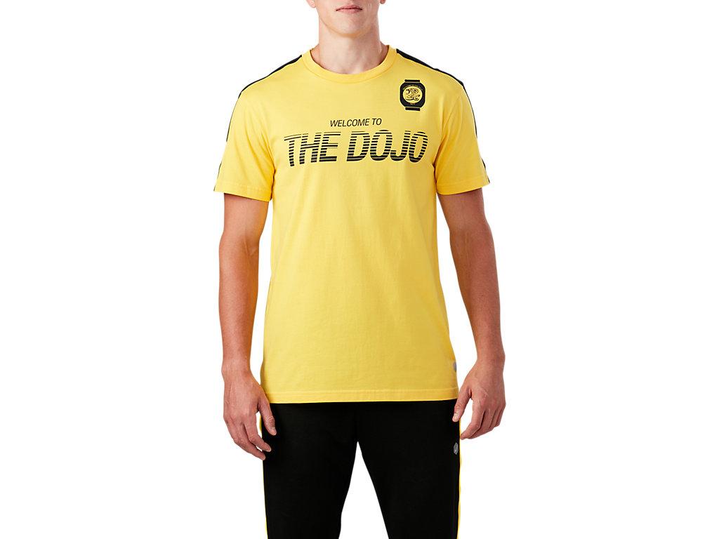 ASICS Men's DOJO Short Sleeve T-Shirt Clothes 2033A023