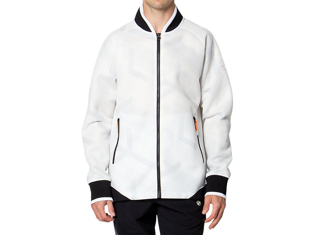 JPボンバーニットジャケット
