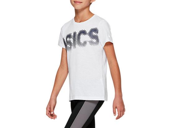 G ASICS GPX SS T BRILLIANT WHITE