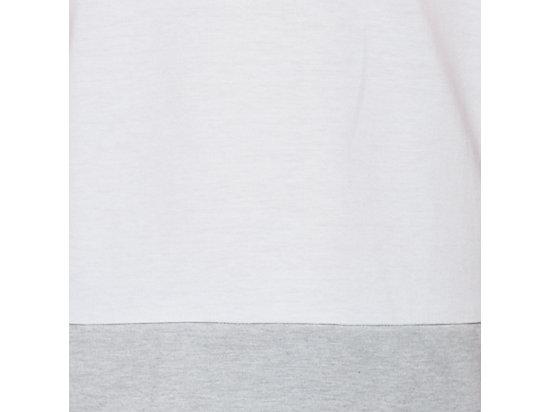 G COLOR BLOCK SS T BRILLIANT WHITE/LASER PINK