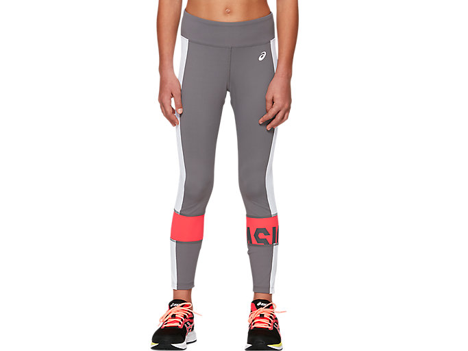 Alternative image view of G COLOR BLOCK TIGHT, CARBON
