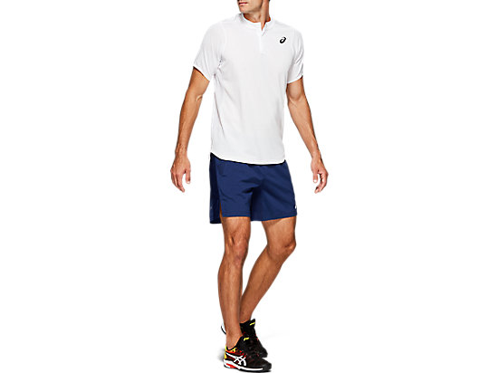 TENNIS 7IN SHORT BLUE EXPANSE