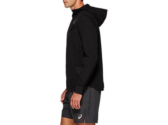 網球梭織外套 PERFORMANCE BLACK