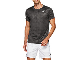 CLUB GRAPHIC SHORT SLEEVE TOP