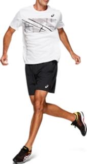 網球印花短袖T恤
