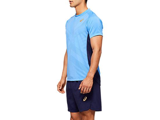 網球運動短袖T恤 BLUE COAST