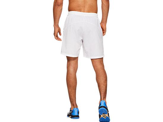 網球運動短褲 BRILLIANT WHITE