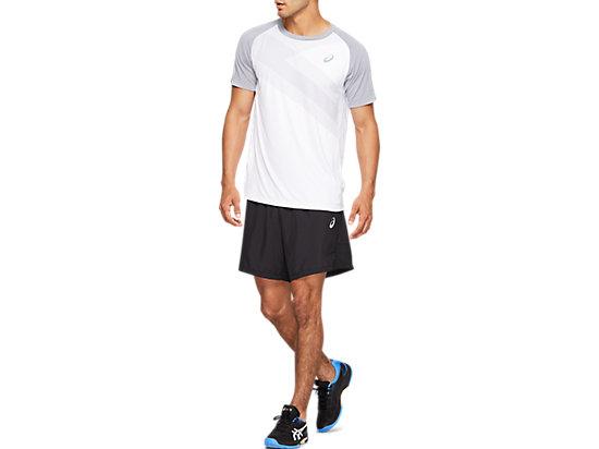 網球運動短褲 PERFORMANCE BLACK