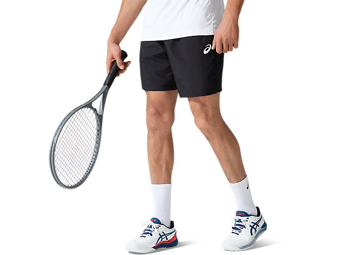 Alternative image view of COURT M 7IN SHORT, Performance Black