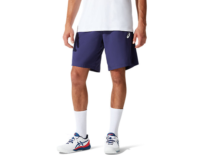 Alternative image view of COURT M 9IN SHORT, Peacoat