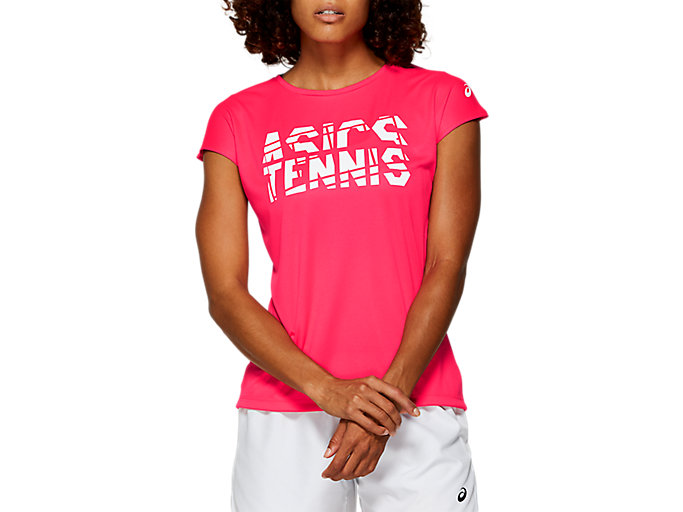 Alternative image view of PRACTICE GRAPHIC SS, LASER PINK