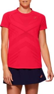 女式網球運動短袖T恤