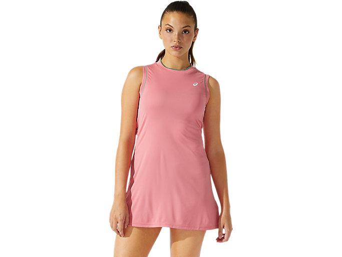 Alternative image view of COURT W DRESS, Peach Petal