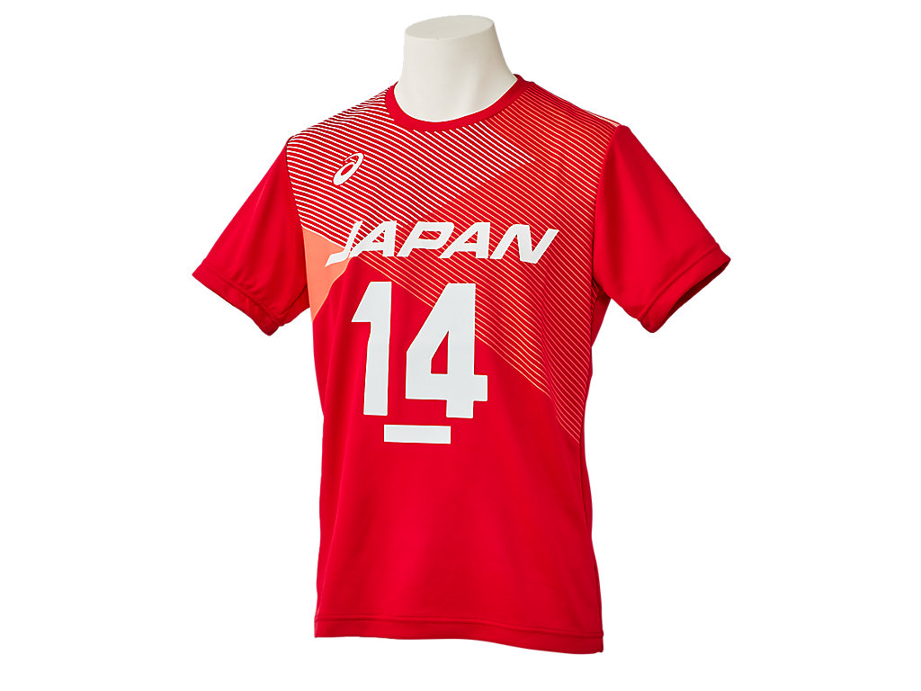 VB男子日本代表 応援Tシャツ