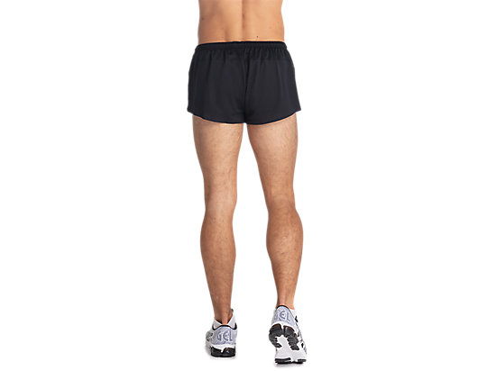 KNIT TRACK SHORT PERFORMANCE BLACK