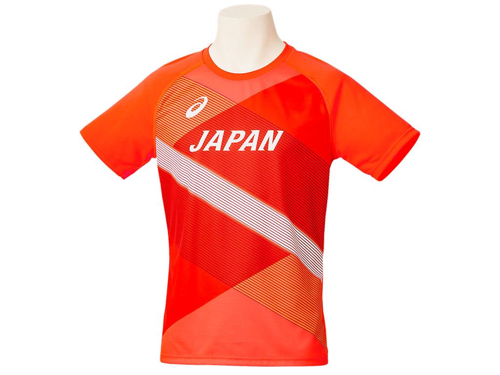陸上日本代表レプリカTシャツ