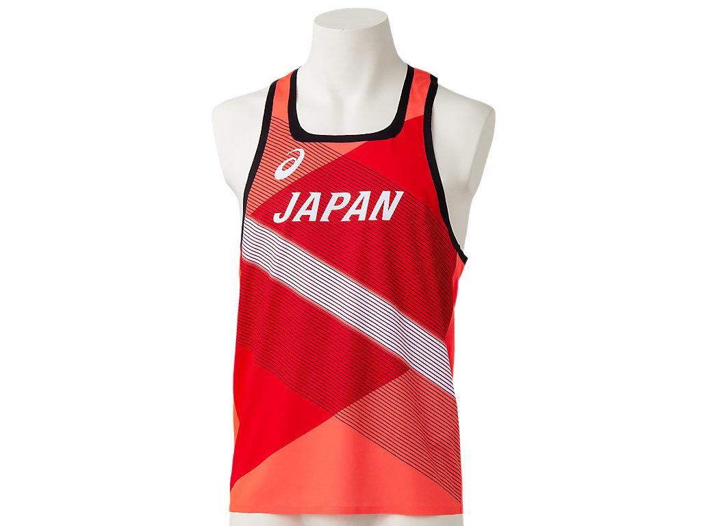 陸上日本代表オーセンティックシングレット