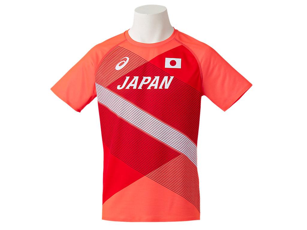 陸上日本代表オーセンティックTシャツ