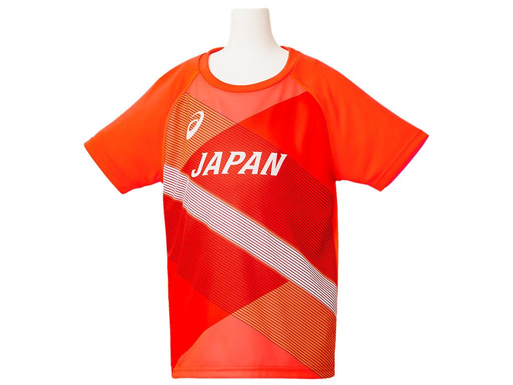 Jr陸上日本代表レプリカTシャツ