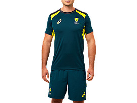 CRICKET AUSTRALIA REPLICA TRAINING TEE
