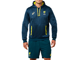 CRICKET AUSTRALIA REPLICA TRAINING HOODIE