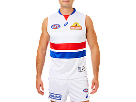 WESTERN BULLDOGS REPLICA CLASH GUERNSEY
