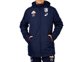 WESTERN BULLDOGS COACHES JACKET