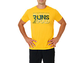 WALLABIES MENS SUPPORTER TEE