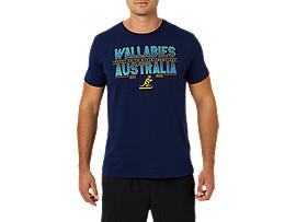 AUSTRALIA MENS SUPPORTER TEE