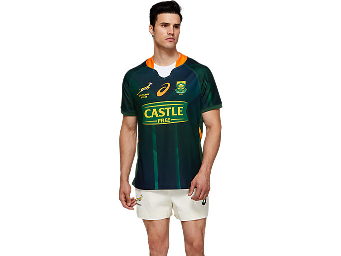 Alternative image view of SEVENS HOME REPLICA JERSEY, OAK GREEN