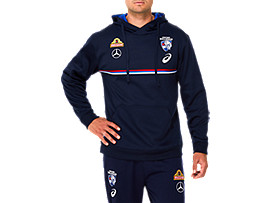 WESTERN BULLDOGS REPLICA TRAINING HOODIE