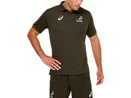 WALLABIES TRAINING POLO