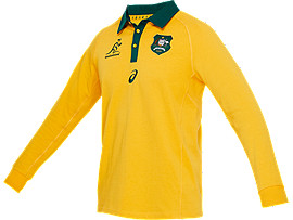 WALLABIES TRADITIONAL HOME LONG SLEEVED JERSEY